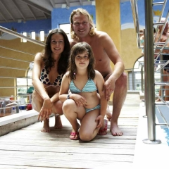 Familienkarte Therme